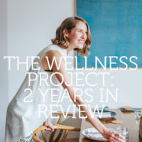 The Wellness Project: A 2 Year Update + Big Health News