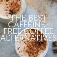 The Best coffee substitutes and alternatives like Chicory root, Chai, Dandelion and more herbal replacements.