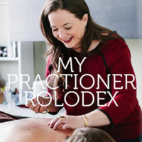 My Holistic Practitioner Rolodex in New York City and Beyond