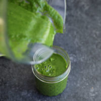 The Flu Busting, Immune Boosting Green Drink