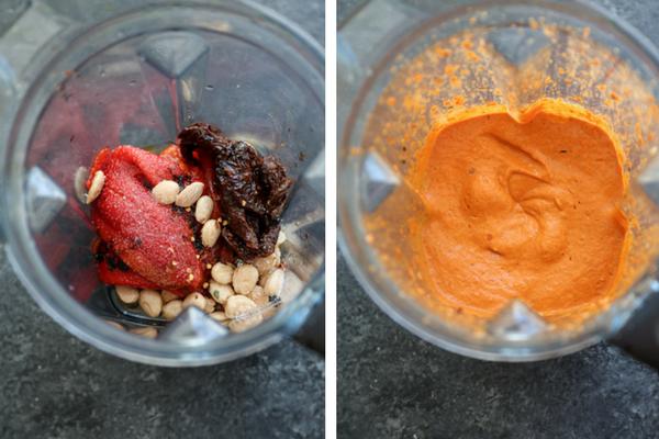 Roasted Carrot-Jalapeno Salsa with Pepitas Recipe (low FODMAP)