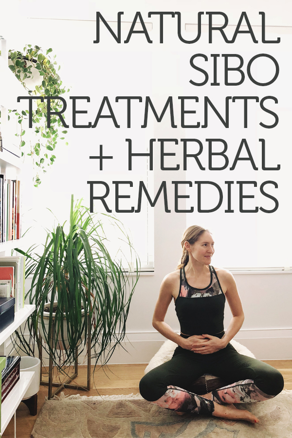 The Best SIBO Treatments, Herbal Supplements and Natural Remedies