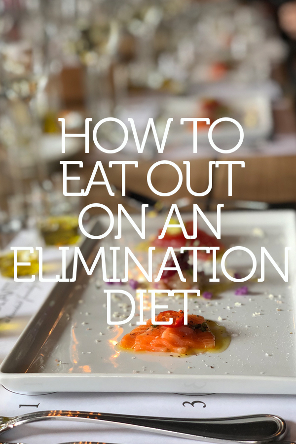 how to eat out on diet