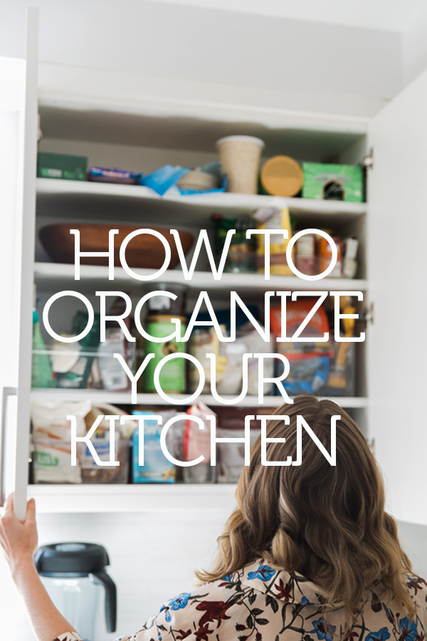 How To Organize Your Kitchen Cabinets And Pantry Feed Me Phoebe