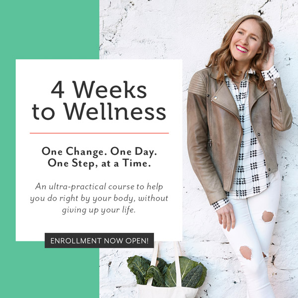 4 Weeks to Wellness Graphic 2