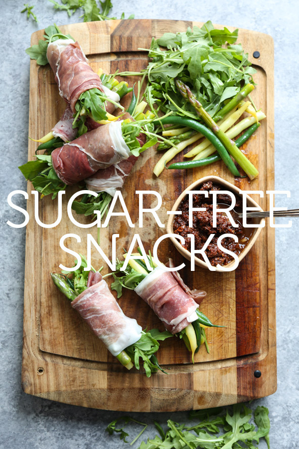 the best sugar free snack recipes and low sugar brands