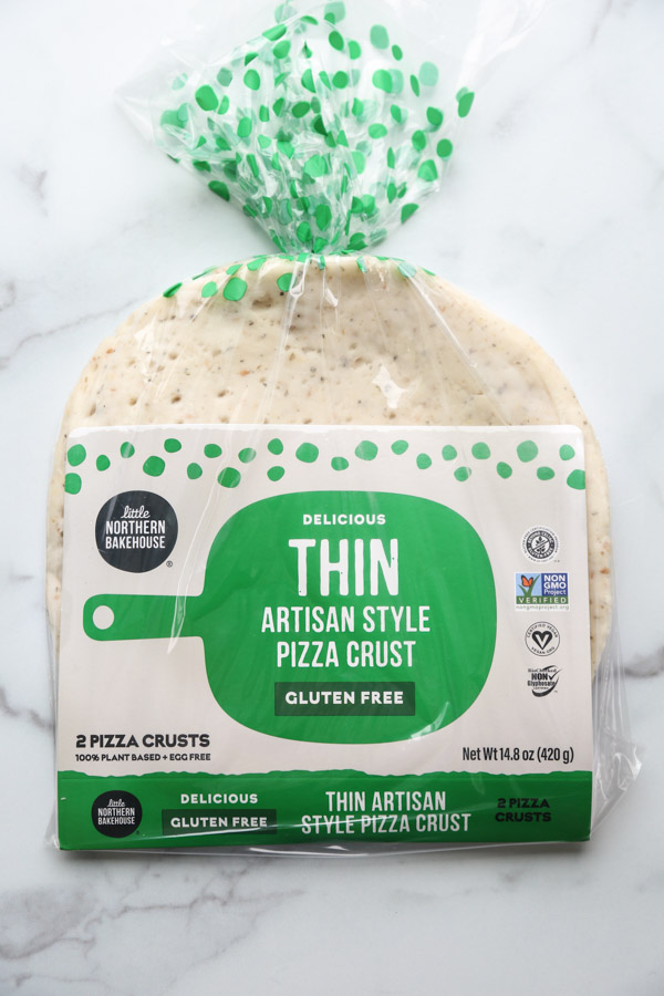 Little Northern Bakehouse Pizza Crust