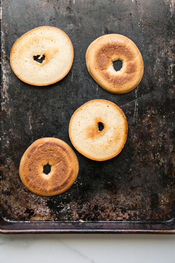 Little Northern Bakehouse gluten-free bagels