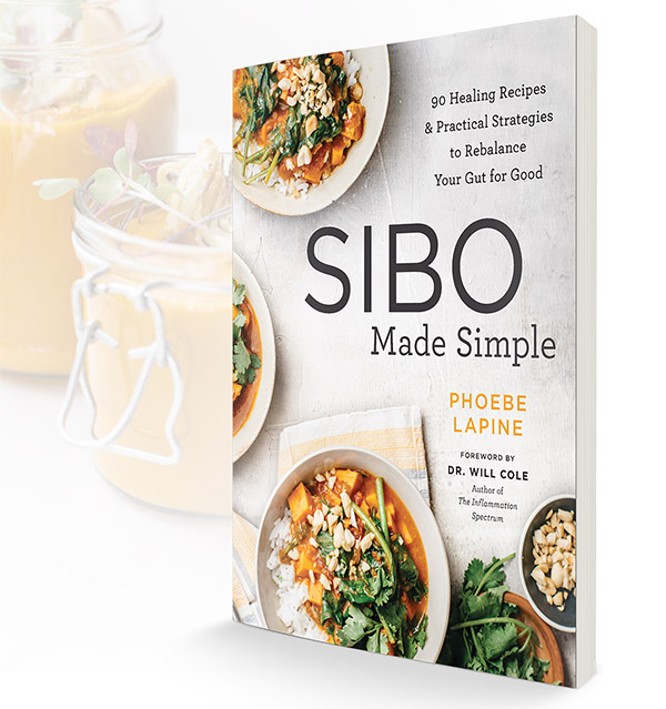 SIBO Made Simple book ad
