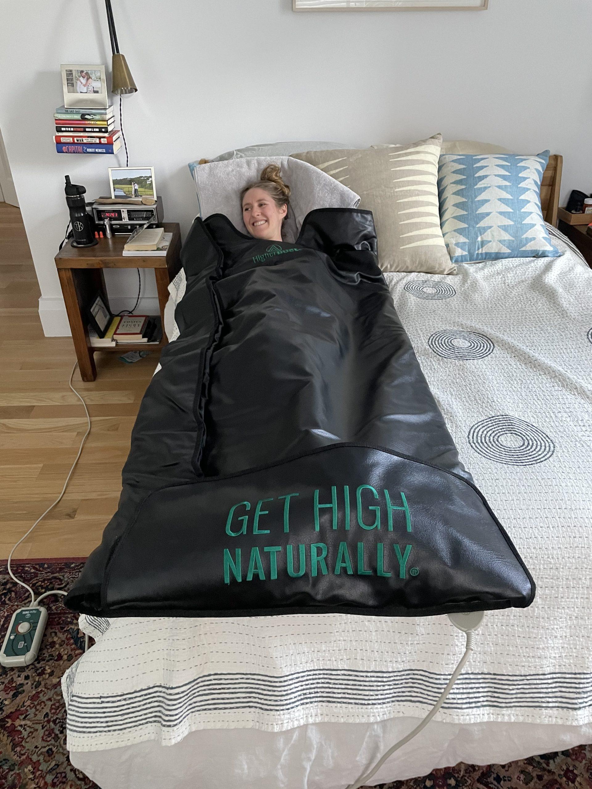 the best infrared sauna blanket