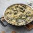 Vegan Creamy Baked Kale Artichoke Dip