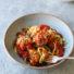 Italian Baked Gluten-Free Chicken Meatballs